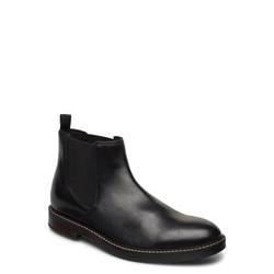 Clarks Paulson Up Shoes Chelsea Boots Schwarz CLARKS Schwarz 42,43,41,40