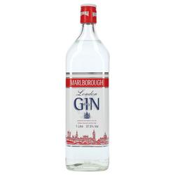 Marlborough London dry Gin 37,5% 1 ltr.