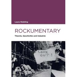 Rockumentary als Buch von Laura Niebling