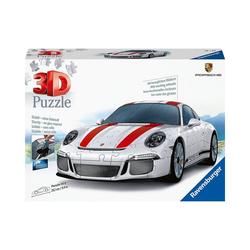 Ravensburger 3D-Puzzle 3D-Puzzle, B25 cm, 108 Teile, Porsche 911 R, Puzzleteile
