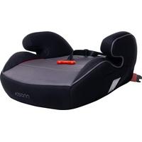 Osann Sitzerhöhung Junior Isofix mit Gurtfix Pixel Black