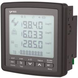 ENTES MPR-45S-96 Digitales Einbaumessgerät MPR-45S-96 Multimeter Einbauinstrument RS485 16 MB Speic