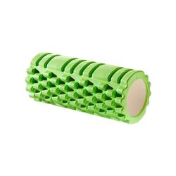 Deuser-Sports Massagerolle Yogarolle Pilatesrolle Faszienrolle Rolle Pilates, GRÜN 33 cm x 13,5 cm