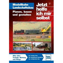 Modellbahn Landschaftsbau: Buch von Ulrich Lieb