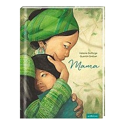 Mama. Quentin Gréban  Hélène Delforge  - Buch