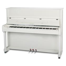 Feurich Mod. 122 Universal Piano Weiß - Chrom