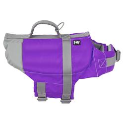 Hurtta Life Savior Schwimmweste violett