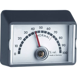 TFA Dostmann 44.1012 Hygrometer Schwarz