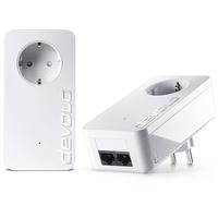 devolo dLAN 550 duo+ Starter Kit 500Mbps (2 Adapter)