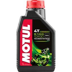 MOTUL 5100 4T 10W30 Motorenöl 1 Liter