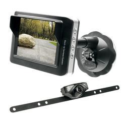ELV Funk-Video-Einparksystem mit 9,14-cm-Monitor und Rückfahrkamera