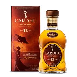Cardhu 12 Jahre - Speyside Single Malt Scotch Whisky