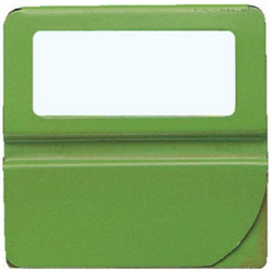 Fensterreiter 25mm grün VE=48 Stück