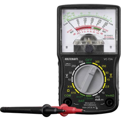 VOLTCRAFT VC-13A Hand-Multimeter analog CAT III 300V