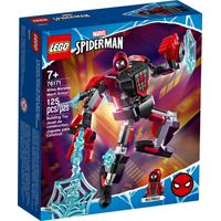 Lego Marvel Super Heroes Miles Morales Mech 76171