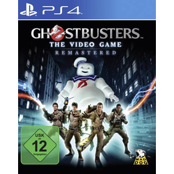 Ghostbusters The Video Game Remastered PS4 USK: 12