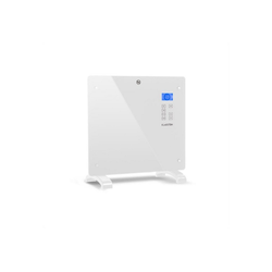 Klarstein Konvektor Norderney Konvektions-Heizgerät Thermostat Timer 1000W 20m² weiß weiß