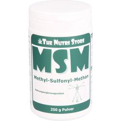 MSM 100% rein Methyl Sulfonyl Methan Pulver 250 g