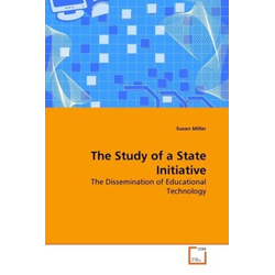 The Study of a State Initiative als Buch von Susan Miller