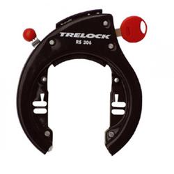 Trelock Faltschloss Rahmenschloss Trelock Pletscherplatte RS 306 AZ P