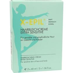X-EPIL HAARBLEICHCREME