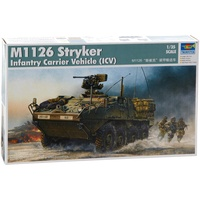 Trumpeter 00375 - M1126 Stryker ICV 1:35