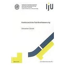 Kontinuierliche Fabrikverbesserung. Sebastian Quack  - Buch