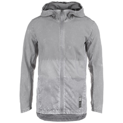 ADIDAS PERFORMANCE Herren Laufjacke 'Own The Run' grau
