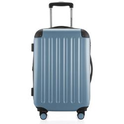 Hauptstadtkoffer Hartschalen-Trolley Spree, 55 cm, pool blue, 4 Rollen