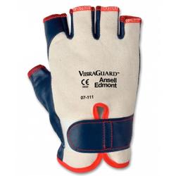 Ansell Handschuh VibraGuard® 07-111, Schnitt-, durchstich- und abriebfester Schutzhandschuh, 1 Paar, Größe 9
