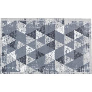Fußmatte Miabella 1669, ASTRA, rechteckig, Höhe 7 mm, In -und Outdoor geeignet grau 66 cm x 110 cm x 7 mm