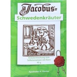 JACOBUS Schwedenkräuter Pulver 40 g
