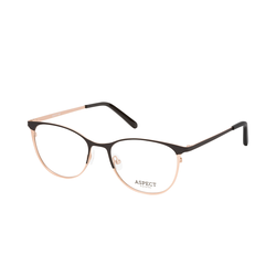 Aspect by Mister Spex Cassy 1128 L21, inkl. Gläser, Cat Eye Brille, Damen