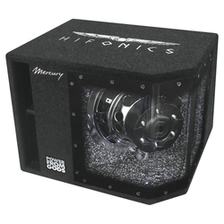Hifonics Subwoofer (Hifonics Mercury MR10BP - 25cm Bandpass-Subwoofer)