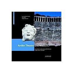 Antike Theater und Masken  m. DVD - Buch