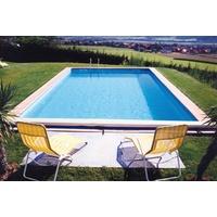 Pool Friends Ökopool Classic 3 800 x 400 x 145 cm inkl. Sandfilter