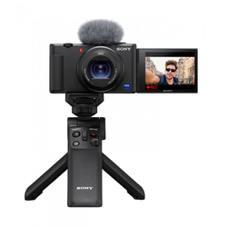 Sony Vlog-Kamera ZV-1 + GP-VPT2BT Handgriff