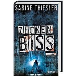 Zeckenbiss. Sabine Thiesler  - Buch
