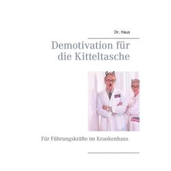 Demotivation für die Kitteltasche