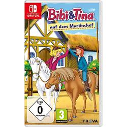 Nintendo Switch Bibi und Tina auf dem Martinshof