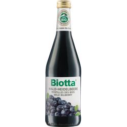 BIOTTA Wald-Heidelbeere Saft 500 ml