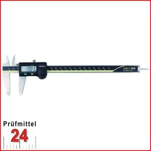 Digital Messschieber Mitutoyo Digimatic 200 mm ABSOLUTE AOS 500-182-30 Datenausgang: nein Tiefenmaß: flach