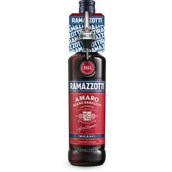 Ramazzotti Amaro mit Ausgiesser on Pack