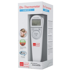 APONORM Fieberthermometer Ohr Comfort 4 1 St