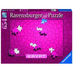 RAVENSBURGER Krypt Pink Puzzle Mehrfarbig