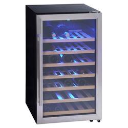 PKM Weintemperierschrank,Weinkühlschrank Weinkühler 52 Flaschen 116 L
