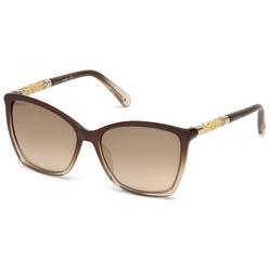 Swarovski Sonnenbrille SK0148 braun