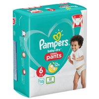Pampers Baby-Dry Pants 15+ kg