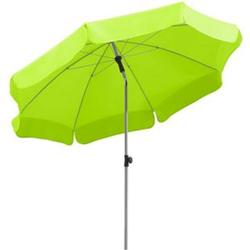 Schneider Sonnenschirm Locarno apfelgrün, Ø 200 cm