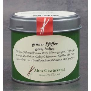 Altes Gewürzamt Pfeffer grün ganze Dose 50 g